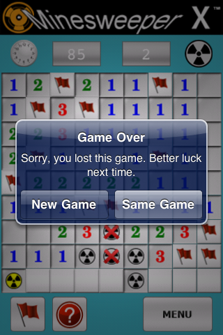Screenshot Minesweeper iClone