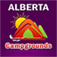 Alberta RV Parks and Campgrounds